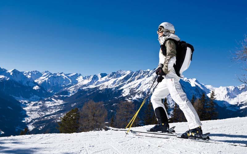 Najlepšie lyžiarske strediská Rakúska