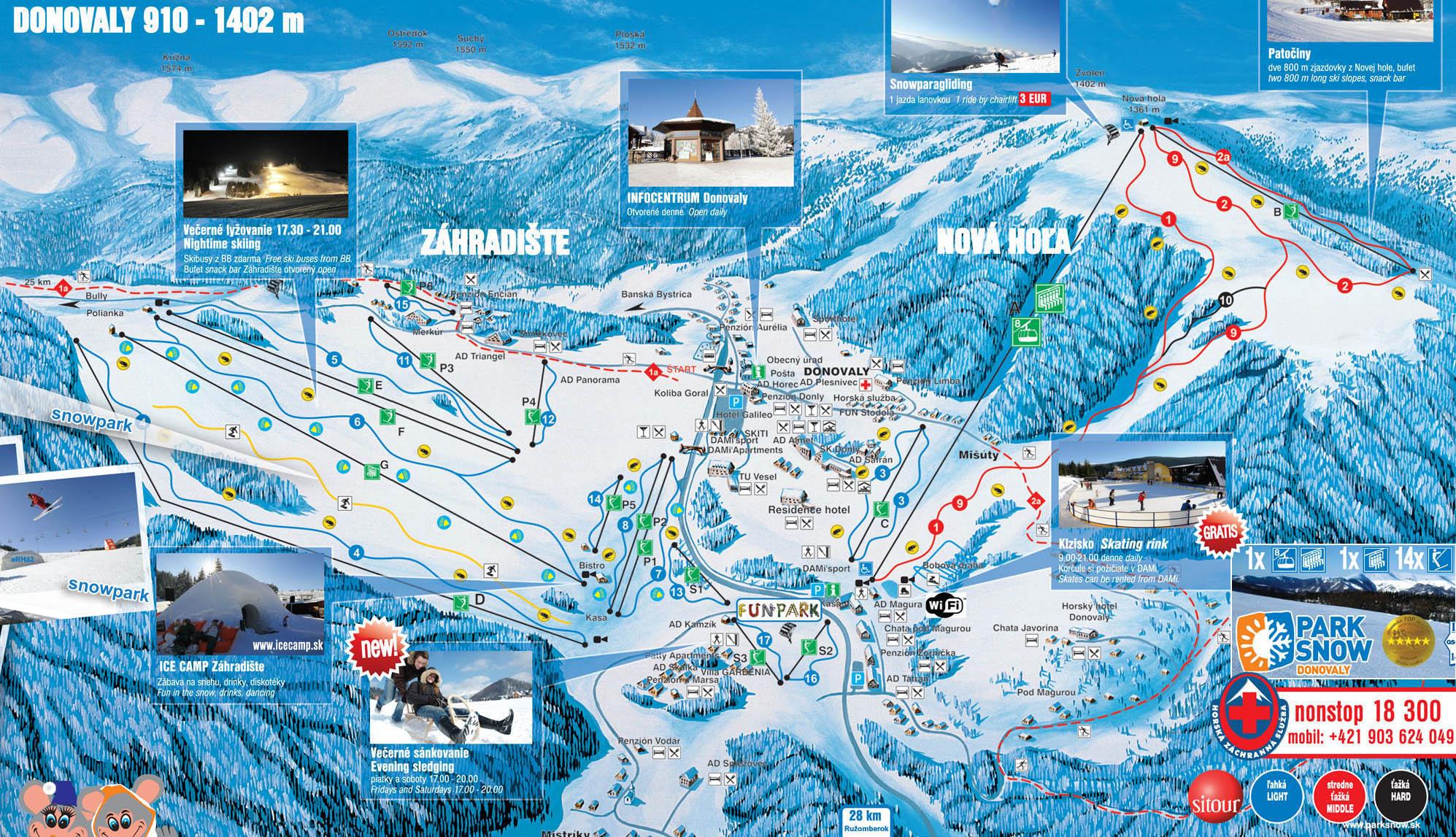 Donovaly Slovakia Skiing Slovakia Best Slovak Ski