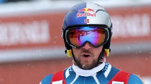 Lake Louise super-G Svindal