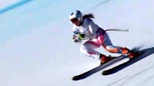 St. Moritz super-G Tina Weirather